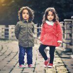 子ども。兄弟。姉妹