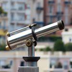 本格的な望遠鏡