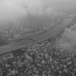 上空からの東京